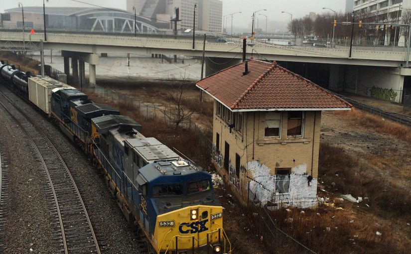 Atlanta railfanning locations, part 1: Spring