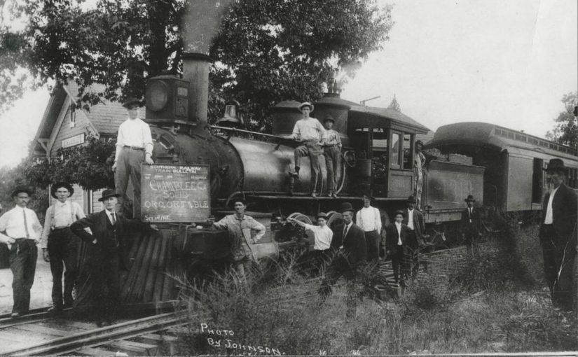 The Roswell Railroad