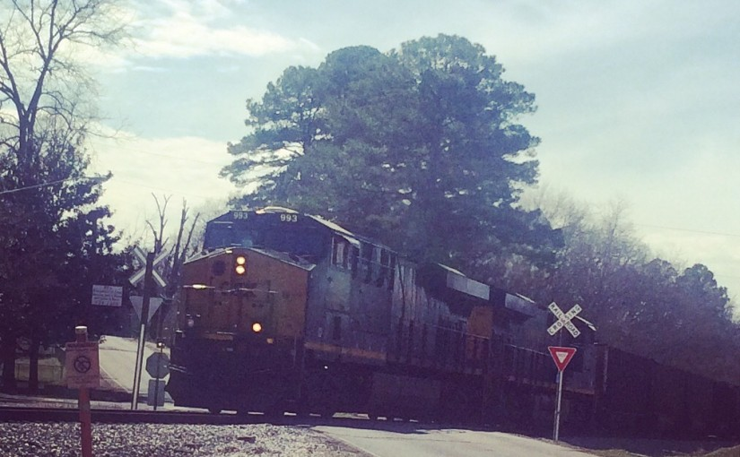 Again with Alabama train pictures