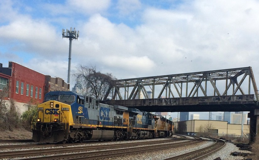 GE's dominance of the modern locomotive market