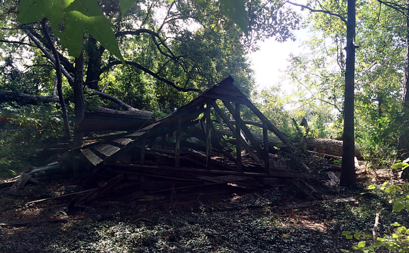 Union Hill Road: Cemetery, Ghost Roads, Skeleton Houses
