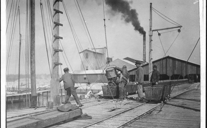 "Bayou La Batre's Own ""Cannery Row"""